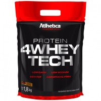 4 WHEY TECH REFIL (1,8KG) - ATLHETICA NUTRITION