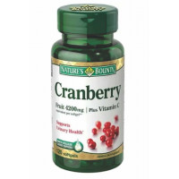 Cranberry 4200 mg c/ 120 softgels - Marca Nature's Bounty