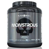 Monstrous - 2.7kg - Black Skull