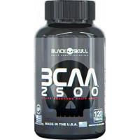 BCAA 2500 - 120Tabs - Black Skull