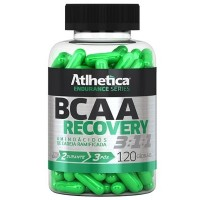 BCAA Recovery 3:1:1 - 120 caps - (Endurance Series) Atlhetica
