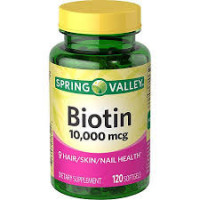 BIOTIN 10.000mcg | 120 softgels