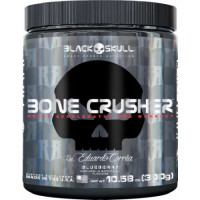 Bone Crusher (300g) - by Eduardo Corrêa - Black Skull