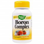 Complexo de Boron - 3mg- Nature's Way - 100 Cápsulas