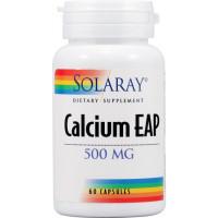 Calcium EAP - 500 mg - 60 Cápsulas ( Fosfoetanolamina )