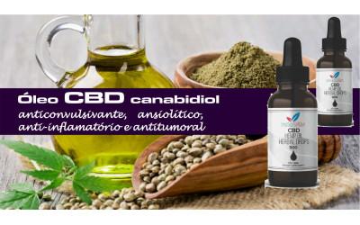*O que é o CBD canabidiol ou óleo de hemp?