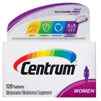 Centrum Mulher (Women) | Multivitamínico | 120 cápsulas
