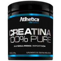 Creatina 100% Pure (300g) - Atlhetica