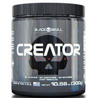 Creator (creatina) - 300g - Black Skull
