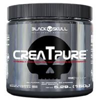 Creatpure 150gr - Creatina - Black Skull