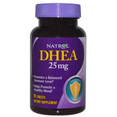 DHEA 25mg Natrol c/ 90 tablets