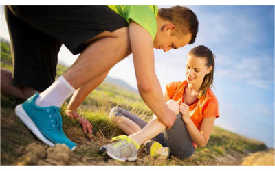 * 4 maneiras naturais de se recuperar de lesões esportivas