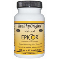 Epicor - 500mg - 60 Cáps -Healthy Origins
