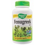 Feno-Grego 610mg (Fenugreek Seed) - Nature's Way - 180 softgels