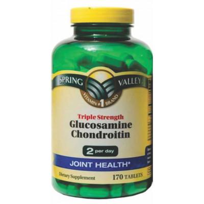 Glucosamina Condroitina c/ 170 tablets