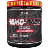 Hemo Rage Black Ultra Concentrado - 30 doses - Nutrex