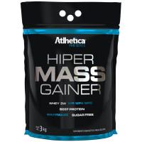 Hiper Mass Gainer - 3kg - (Pro Series) Atlhetica