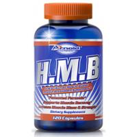 HMB  500mg - 120 cápsulas - ARNOLD NUTRITION