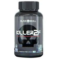 Killer 2F - 120 caps - Black Skull