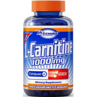 L-Carnitine 1000mg (Carnitina) - 120 liquicaps - Arnold Nutrition