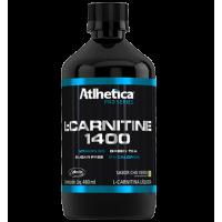 L-Carnitine 1400 - Chá Verde - 480ml - Atlhetica