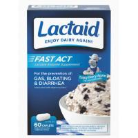 Lactaid Fast Act - 60 Cápsulas