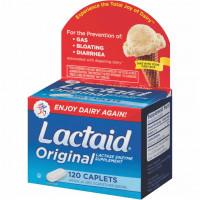 Lactaid Original - 120 Cápsulas