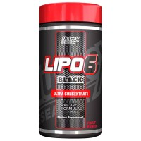 Lipo 6 Black Ultra Concentrate 125gr. - Nutrex