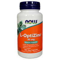 L-optizinc - 30mg - 100 cáps. - Now
