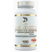 Melatonina 10mg c/100 tablets - Dragon Pharma