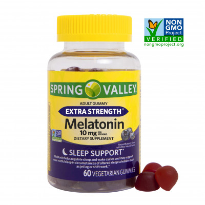Melatonina 10mg - Adult Gummy - 60 gomas