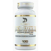 Melatonina 5mg c/100 tablets - Dragon Pharma
