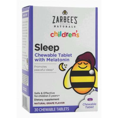 Melatonina Infantil Zarbees Sleep