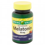 Melatonina 10mg  Sublingual c/ 120 tablets
