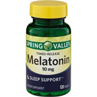 Melatonina 10mg c/ 120 tablets