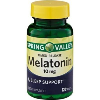 Melatonina 10mg c/ 120 tablets