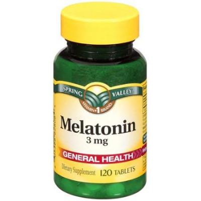 MELATONINA 3MG - 120 cápsulas