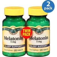MELATONINA 5MG - 240 cápsulas