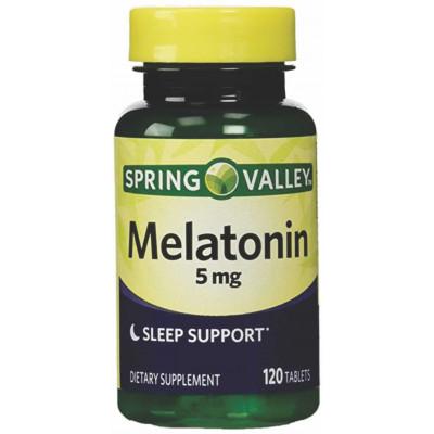 MELATONINA 5MG - 120 cápsulas