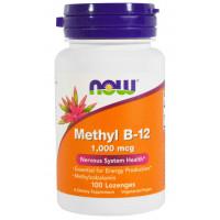 Methyl B-12 (Metilcobalamina) 1.000 mcg - 100 Pastilhas