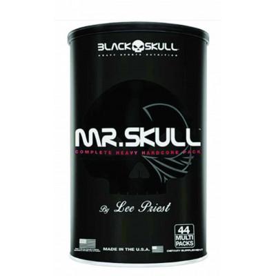 Mr. Skull 44 Multipacks - Black Skull