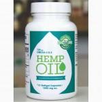 Óleo de cânhamo (oleo Hemp) 1000 mg, 120 cápsulas