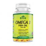 Omega 3 - 1.000mg  c/ 100 softgels