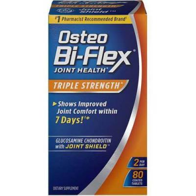 Osteo Bi-Flex c/ 80 Capsulas