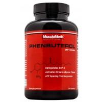 Phenbuterol - 120 Caps - MuscleMeds