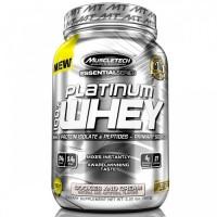 100% PLATINUN WHEY (907G) MUSCLETECH