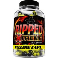 Ripped Extreme Yellow - 120 caps - Atlhetica