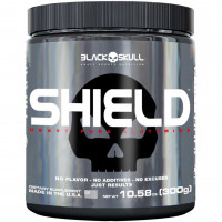 Shield - Pure Glutamine - 300g - Black Skull