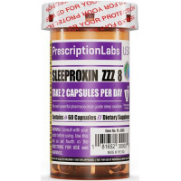 Sleeproxin ZZZ 8 - 60 Cápsulas - Prescription Labs