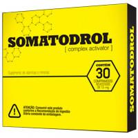 SOMATODROL - 30 Comprimidos  | Marca : Iridium Labs